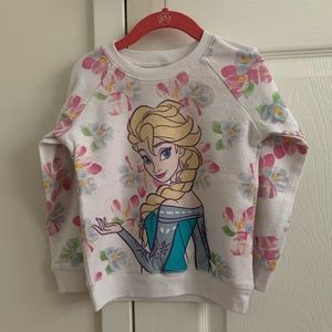 Elsa Sweatshirt Disney Frozen
